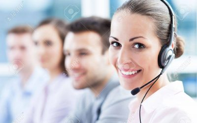 20174780-call-center-team