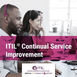 ITIL continual service improvement