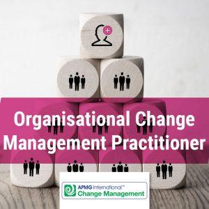 Organisational change management practitioner